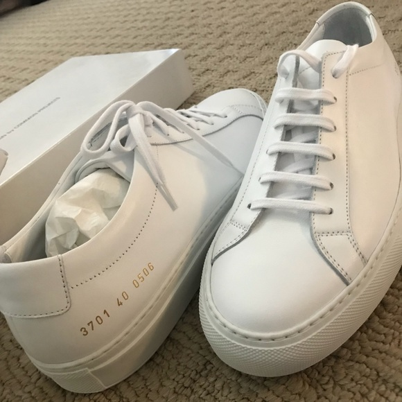 eb028a1cb3a9 Brand new in box Women by Common Projects Achilles